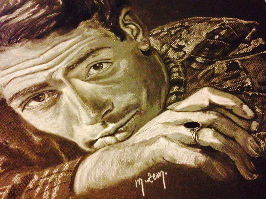 Gregory Peck by mzem